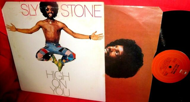 SLY STONE High on you LP 1975 USA MINT-