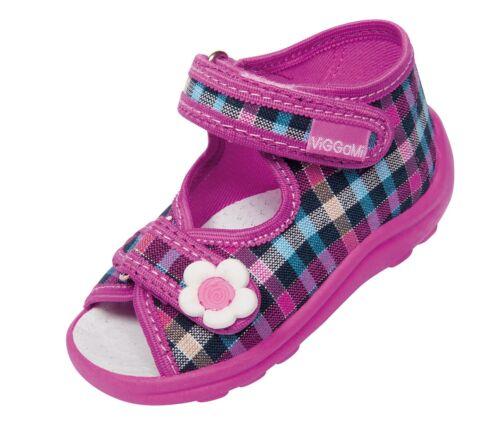 Hausschuhe-atmungsaktive sohle Gr Sandalen Vi-Gga-Mi 19-27 Mädchen Schuhe