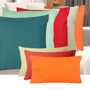 Waterproof Garden Cushion Cover For Furniture Cane Cushions Seat Bench Outdoor Ebay