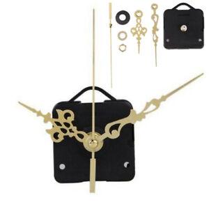 Long Hand Quartz Clock Movement Mechanism DIY Kit Battery Powered Hand Tool NEW