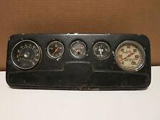 Vintage Speedometer Dash Instrument Gauges Chevy Ford MOPAR HOT ROD RAT ROD SEE!