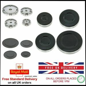 RANGEMASTER-SHORT-INTERNAL-BOSS-TYPE-GAS-HOB-TOP-BURNER-amp-LID-KIT-55mm-100mm