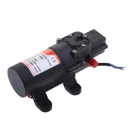 Marine//RV Pressure Diaphragm Pump 0.8GPM 70PSI Automative Water Pump DC 24V