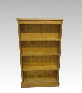 Rustic-style-Pine-bookcase-2418