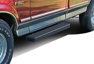 "iBoard Side Steps Nerf Bars 5/"" Fit 80-96 Ford Bronco//F150 Regular Cab"