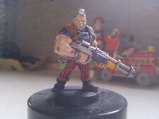 WARZONE-MUTANT CHRONICLES-CYBERTRONIC-VINCE DIAMOND-PAINTED-TARGET GAMES