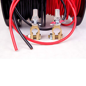 Marvelous Dual Battery Anderson Plug Wire 3 Bs 215A Cable Red Price Is Wiring Cloud Brecesaoduqqnet