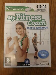 Mein Fitness Coach Cardio Workout & Get in Shape-Nintendo Wii