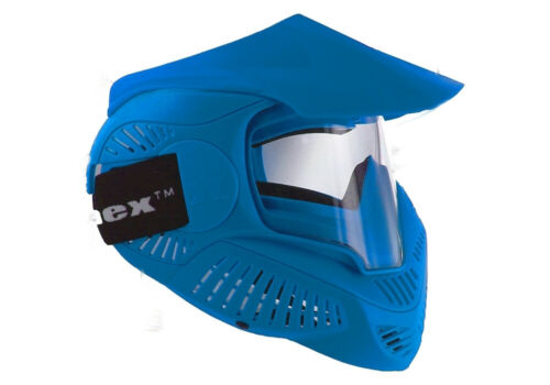 Masque Paintball VALKEN ANNEX MI3 FIELD RENTAL SIMPLE BLUE POUR ENFANT