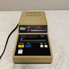 Nikon Model Hfx Iia Microscope Camera Control Tested And Working