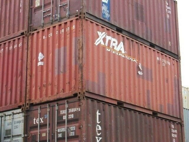 Container 40'DC