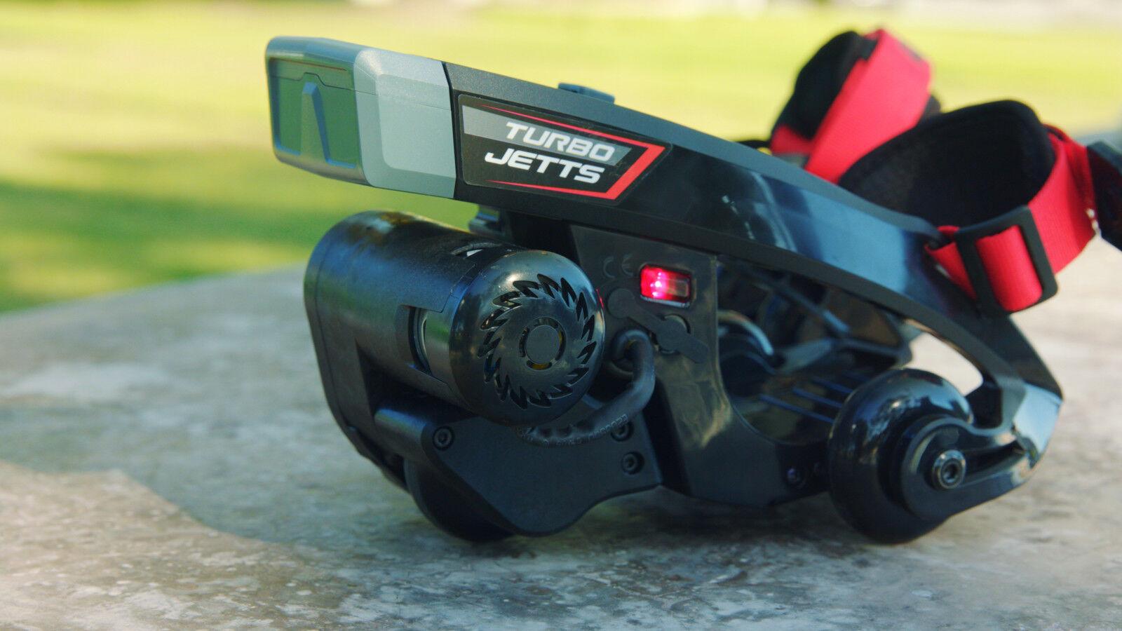 Razor Turbo Jetts Electric Heel Wheels NEW