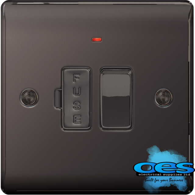 Knightsbridge IP66 13A Switched Fused Spur Unit Wall Mountable Outdoor Power