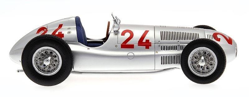 CMC 1939 MERCEDES BENZ W165 Trípolis M-074 1 18 Nouveau en Boîte +