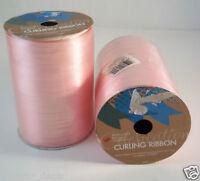 Hollywood Ribbon Pink Curling Ribbon 2 Spools 200 Yards Total Gifts Balloons