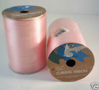 Hollywood Ribbon Pink Curling Ribbon 2 Spools 200 Yards Total Gifts Balloons
