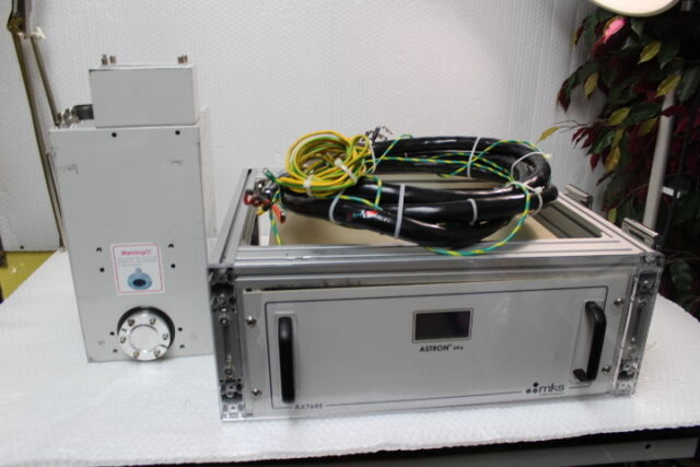 4092  MKS ASTeX Prod. Astron hf-s (AX7645PS-10) RF Remote Plasma Generator