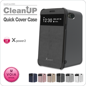 detailed pictures cbbd2 422c2 Details about LG X power2 VOIA Quick Cover Case for LG X power2, LV7, X  charge Free Shipping