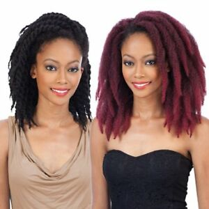 Image Is Loading Cuban Twist 12 034 Freetress Equal Synthetic Hair