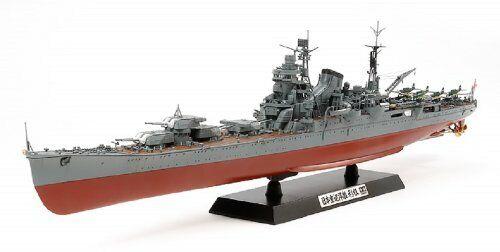 Tamiya 1 350 Ship Series No.24 Japanese Navy Heavy Cruiser Tone Plastic