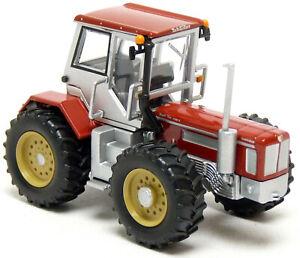 Schuco 452588200 Schlüter Super Trac 2500 VL Traktor Acker Schlepper 1:87 H0