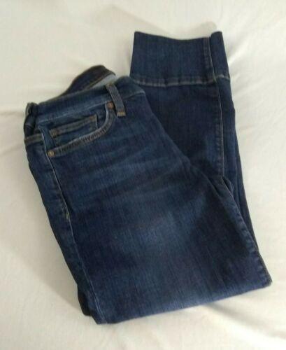 Joe's Jeans Women's Stretch Capri Cropped Cuffed
