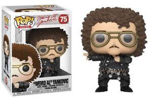 Weird Al Yankovic FAT Michael Jackson Parody POP! Rocks #75 Vinyl Figur Funko