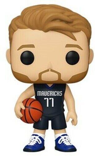 Funko Pop! NBA: Mavericks-Luka Doncic (Alternate) MINT IN STOCK