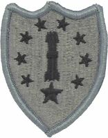 Hampshire National Guard Headquarters Acu Patch With Fastener (pv-ng-nh)
