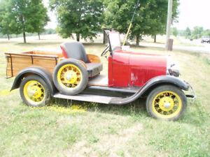 1929 Roadster Pickup