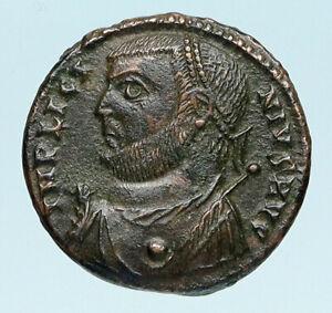 LICINIUS-I-Authentic-Ancient-Genuine-Roman-Coin-w-JUPITER-ZEUS-amp-VICTORY-i83510
