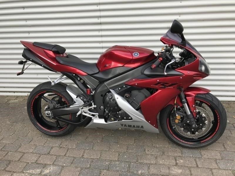 Yamaha, YZF R1, 998
