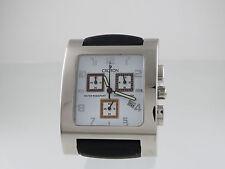 Croton Chronomaster Mans Chronograph Watch with Date Water Resistant Quartz