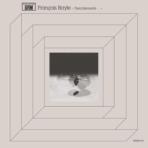 François Bayle - Tremblements... [New Vinyl LP]