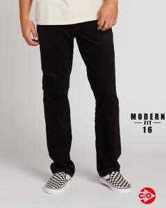 Volcom-Solver-5-Pocket-Cord-Black-Mens-Pants
