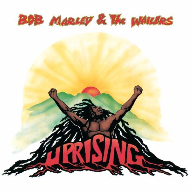 BOB & THE WAILERS MARLEY - UPRISING (LIMITED LP)  VINYL LP NEU