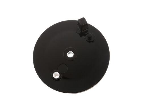 schwarz Bremsschild hinten ohne Bohrung f Simson S51 S70 S53 Bremskontakt