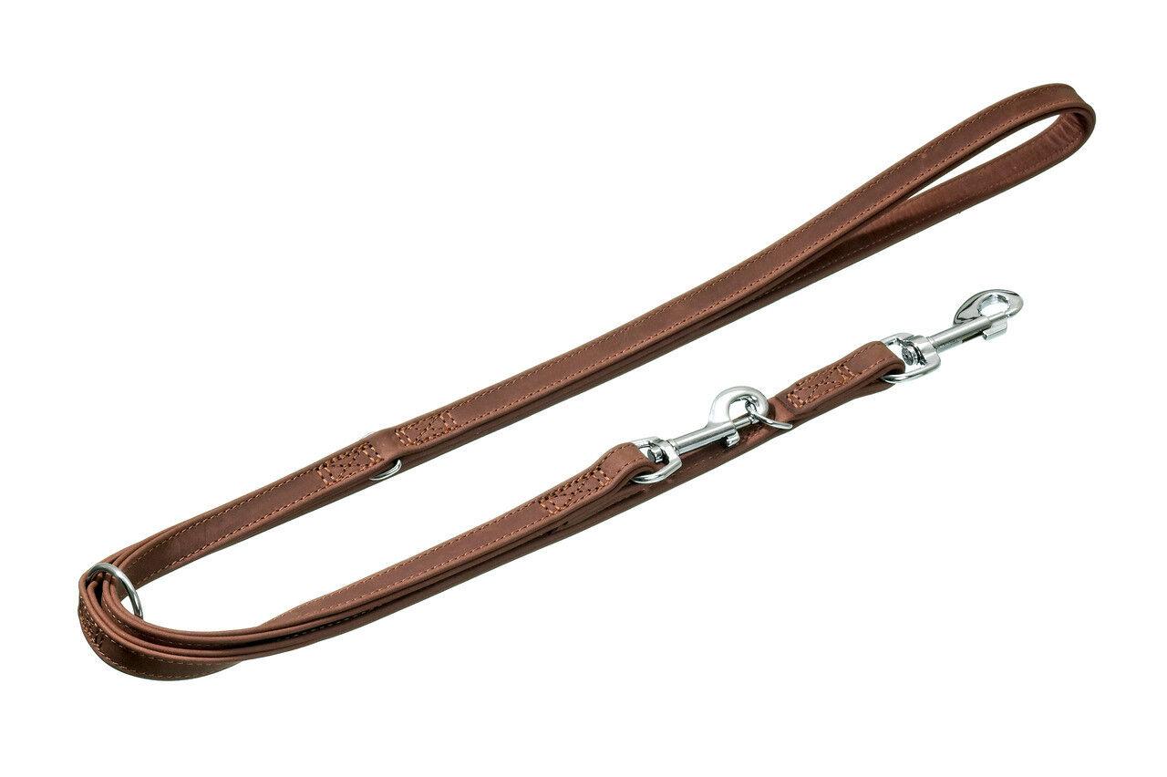 Hundeleine Karlie - - - BUFFALO FUHRL GENAHT BRAUN 200CM22MM 200 cm   22 mm braun  | Verschiedene aktuelle Designs  ce4cab