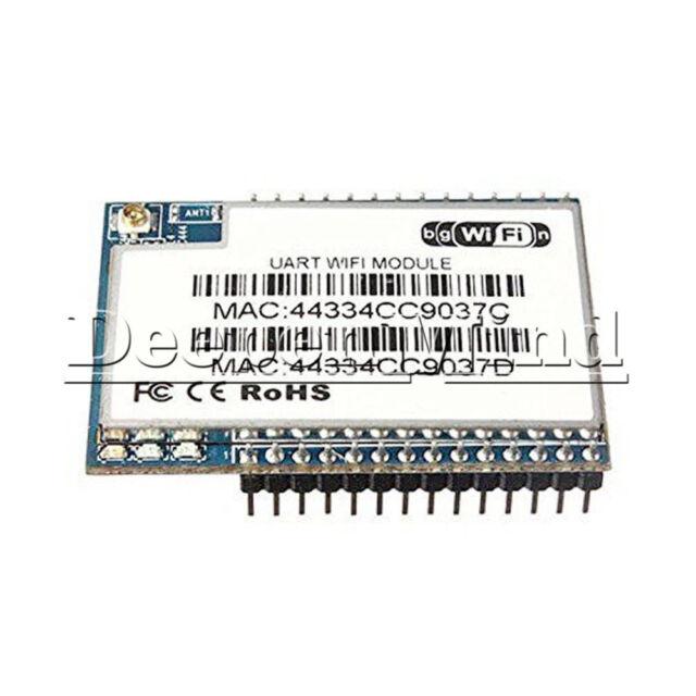 UART HLK-RM04 Serial to Ethernet to WIFI Mutual Convert WIFI Module LAN/WAN AP