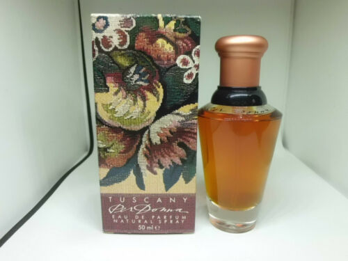 Tuscany Pour Femme Eau de Parfum ML 30 ML 50 Spray Vintage Rare
