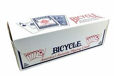 Bicycle Jumbo Playing Cards #88 Poker Cards 12 Decks 6 Blue, 6 Red Brand New