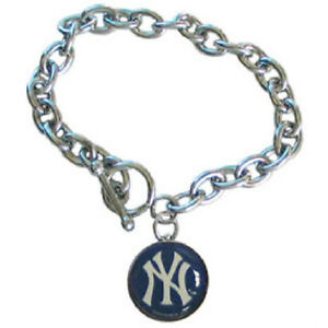 new york yankees charm bracelet ebay