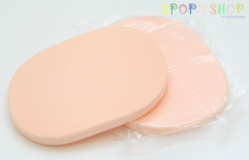 2PCS x Soft Sponge Makeup Facial Face Body Washing Cleansing Puff High Quality