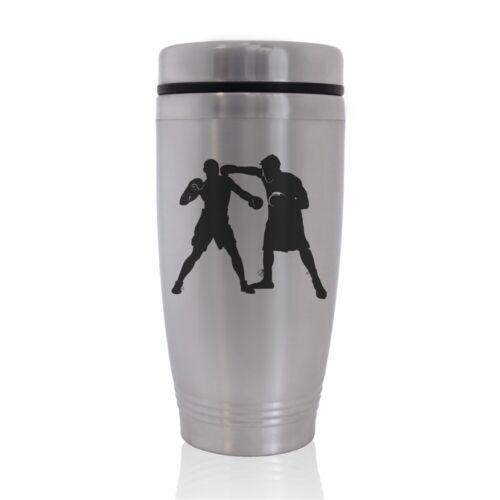 Commuter Travel Mug Boxers Boxing