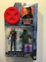 Marvel X-men The Movie Anna Paquin As Rogue With Cloth Cloak & Scarf 2000
