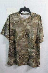 New-Men-039-s-Realtree-Camo-T-Shirt-Size-XL