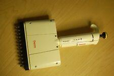 Thermo Scientific F1 Cliptip Multichannel Pipette 12 Channel 10 100ul Pipet