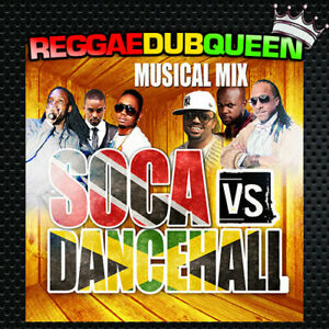 Details about DJ Musical Mix - Soca Vs Dancehall Mixtape  Reggae Mix CD   2019