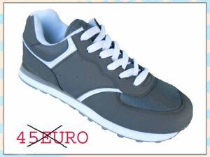 Scarpe Uomo Da Ginnastica 43 Sneakers Casual Tempo Libero Sportive Classiche lsivRmdH9