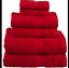 miniature 9 - SPRINGFIELD LINEN 6 Piece Towels Set 2 BATH TOWEL, 2 HAND TOWEL AND 2 WASHCLOTHS